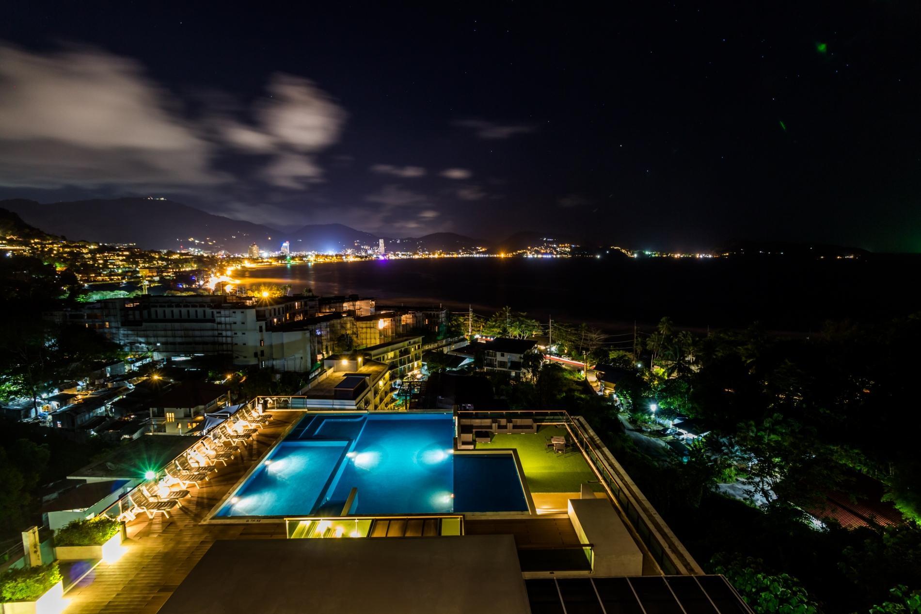 Privilege26 - Seaview plunge pool 3 bedroom luxury apartment on Kalim bay photo 15700780
