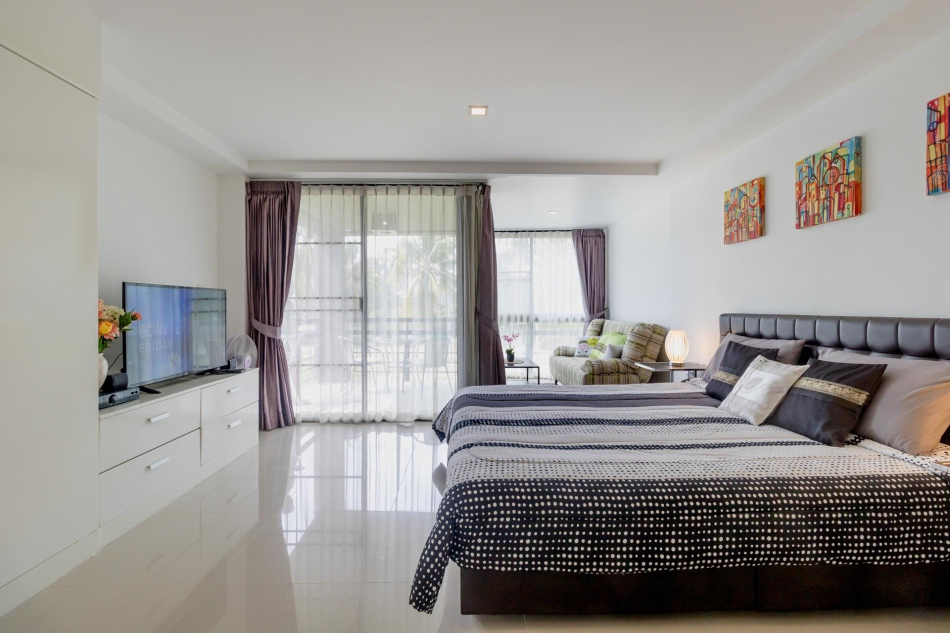 Apartment Kris 2301 - Partial sea view studio in BangTao photo 20318832