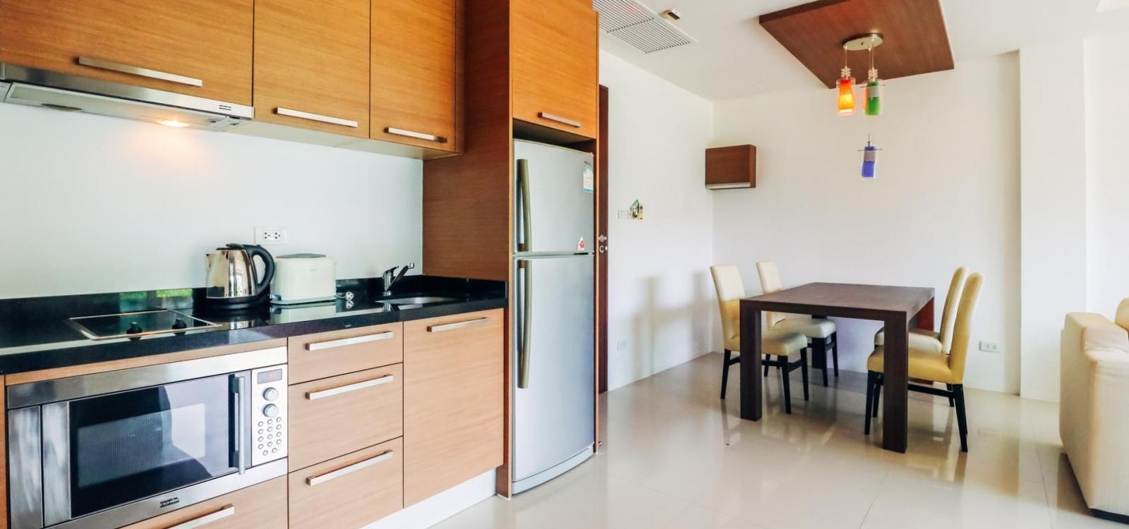BT213 - Tropical apartment close to beach