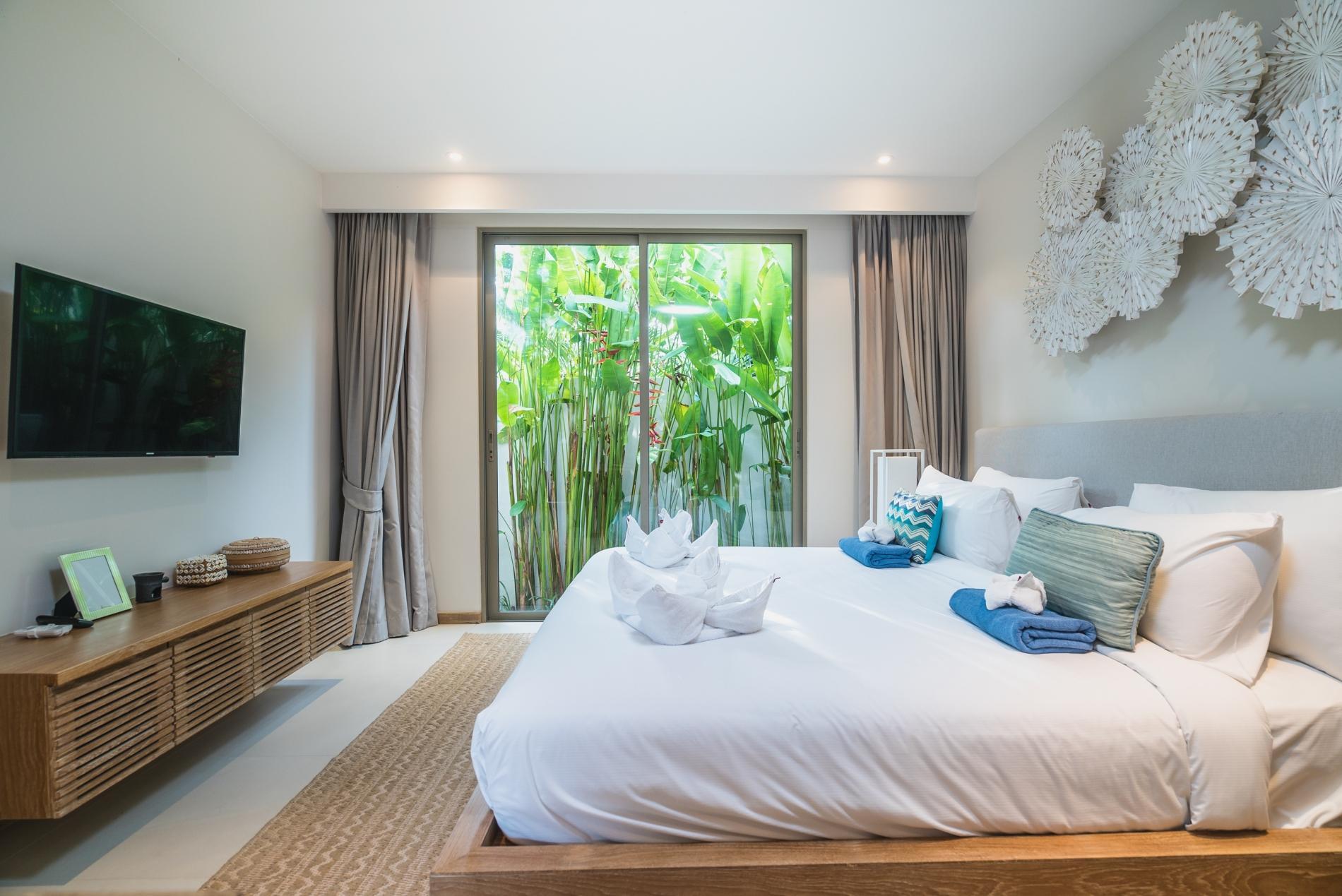 Apartment Trichada 18 - Private pool modern 3 bedroom villa photo 18652125