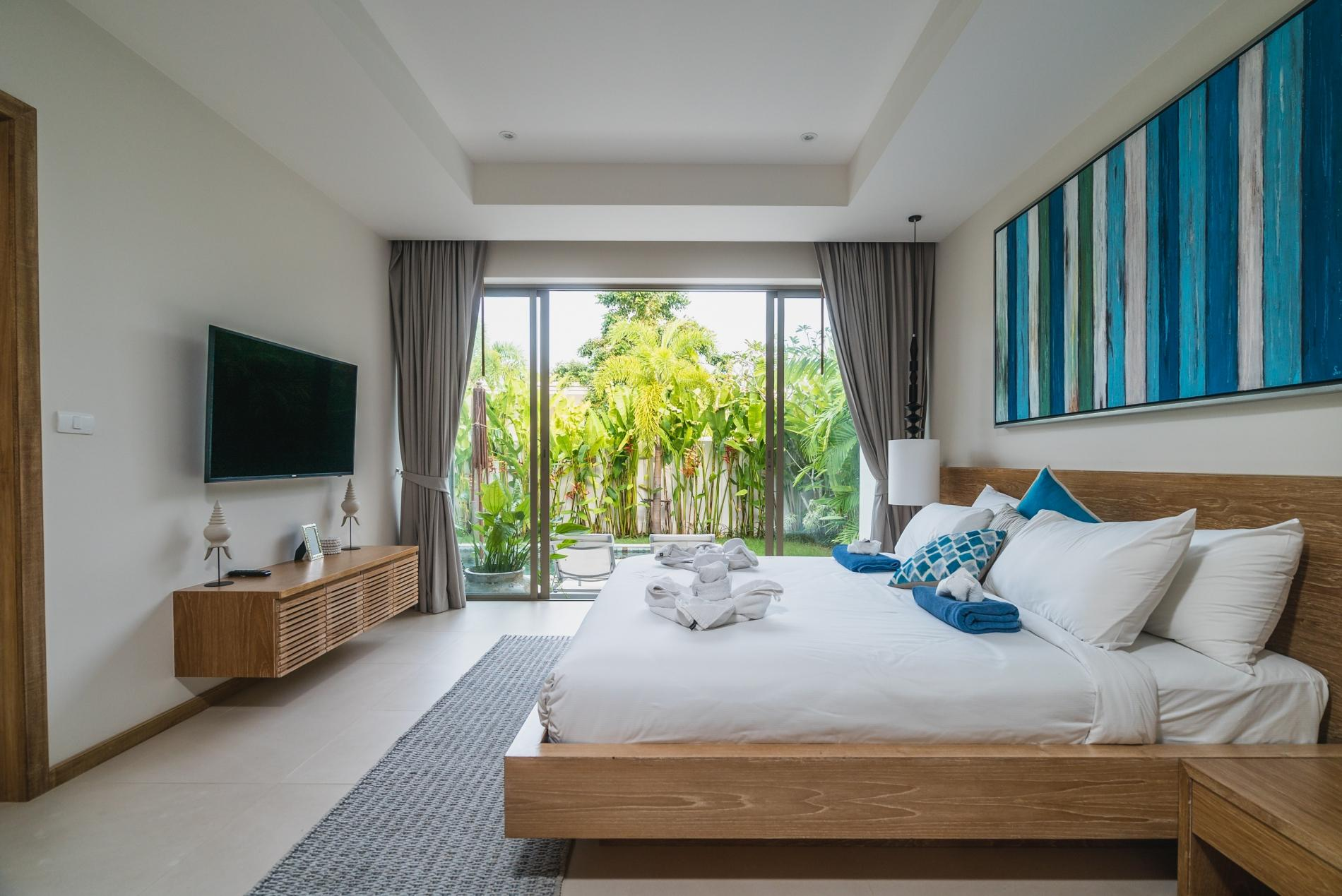 Apartment Trichada 18 - Private pool modern 3 bedroom villa photo 17922392