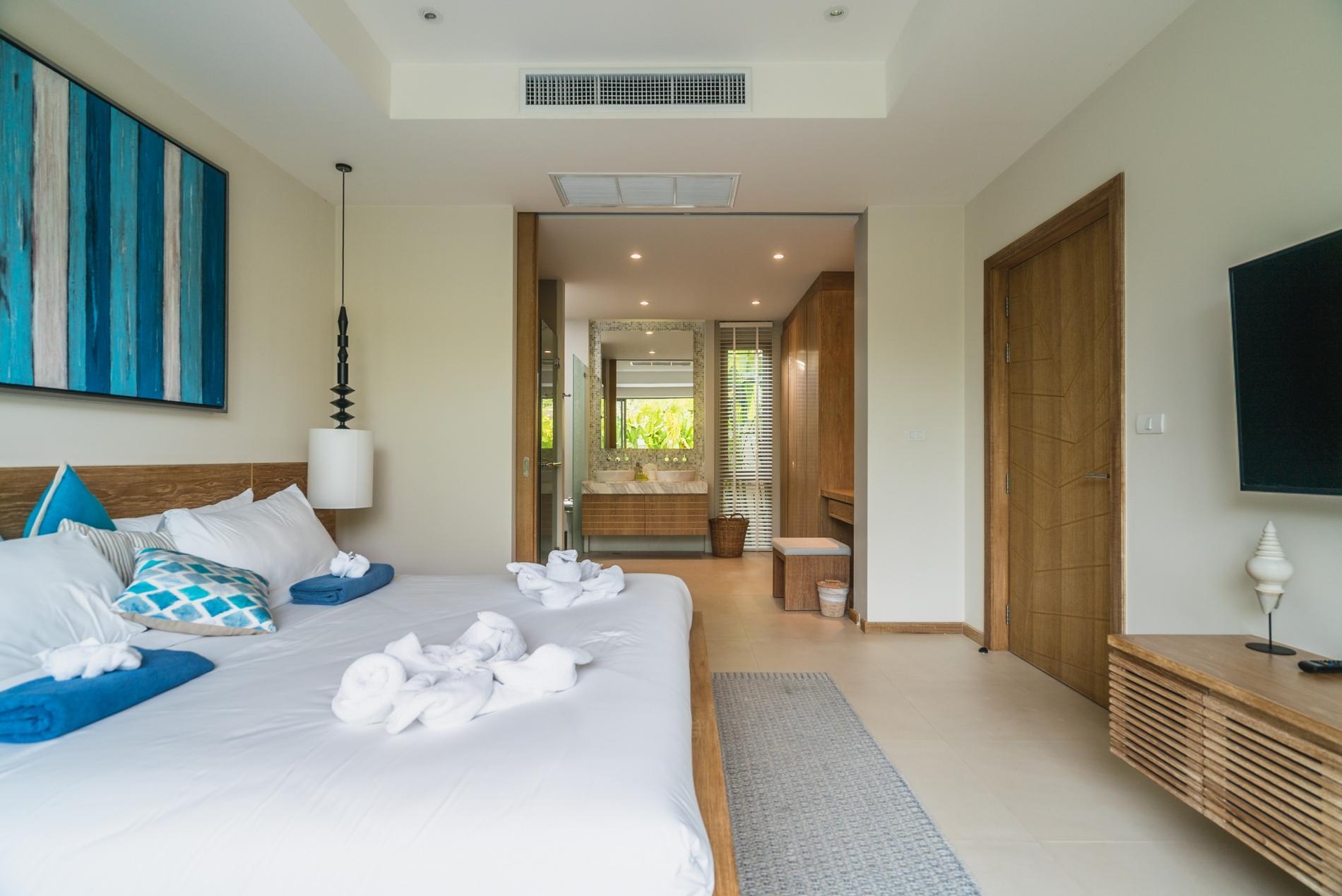 Apartment Trichada 18 - Private pool modern 3 bedroom villa photo 18647192