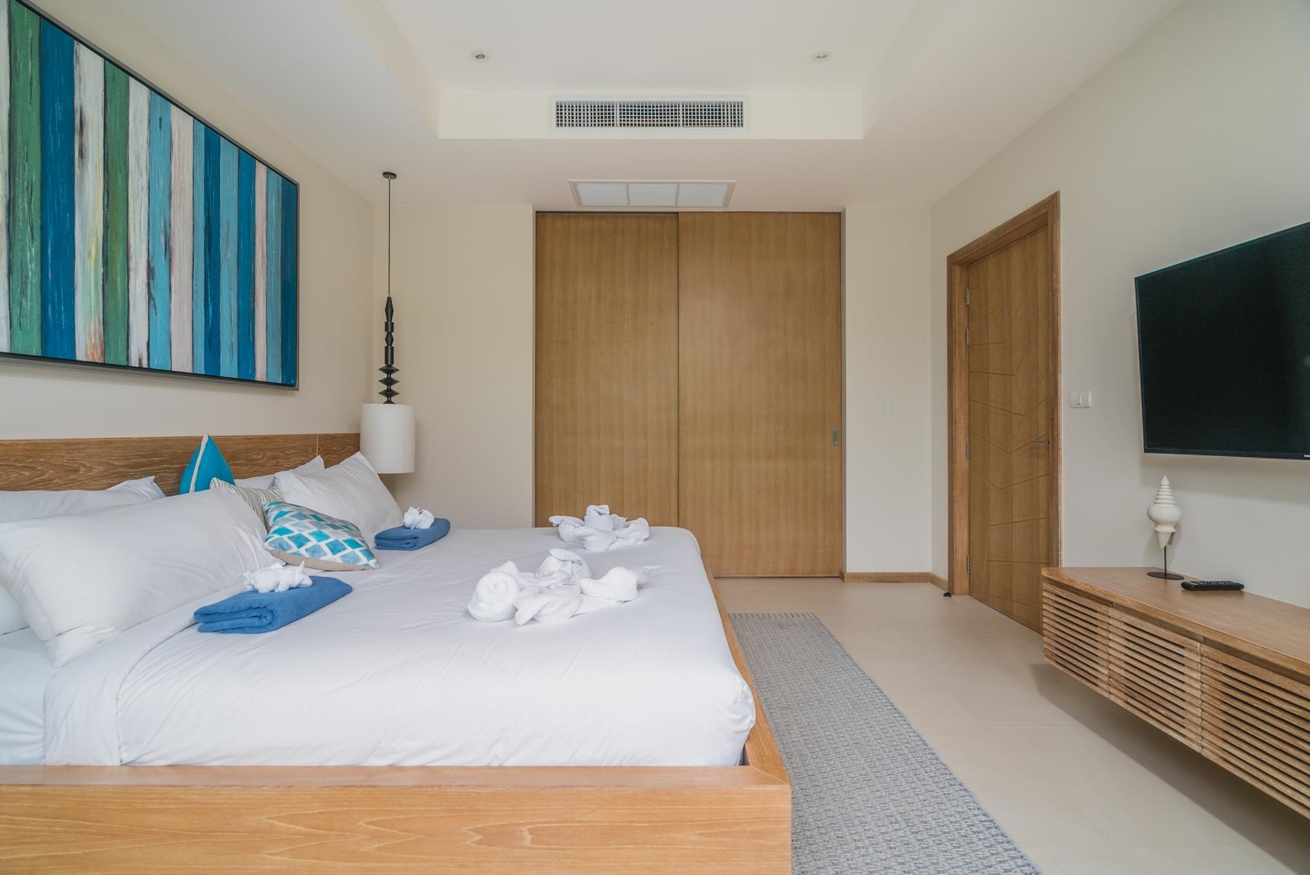 Apartment Trichada 18 - Private pool modern 3 bedroom villa photo 18565252