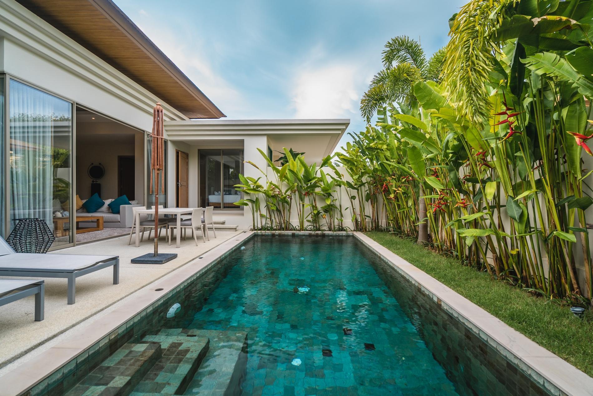 Apartment Trichada 18 - Private pool modern 3 bedroom villa photo 18131728