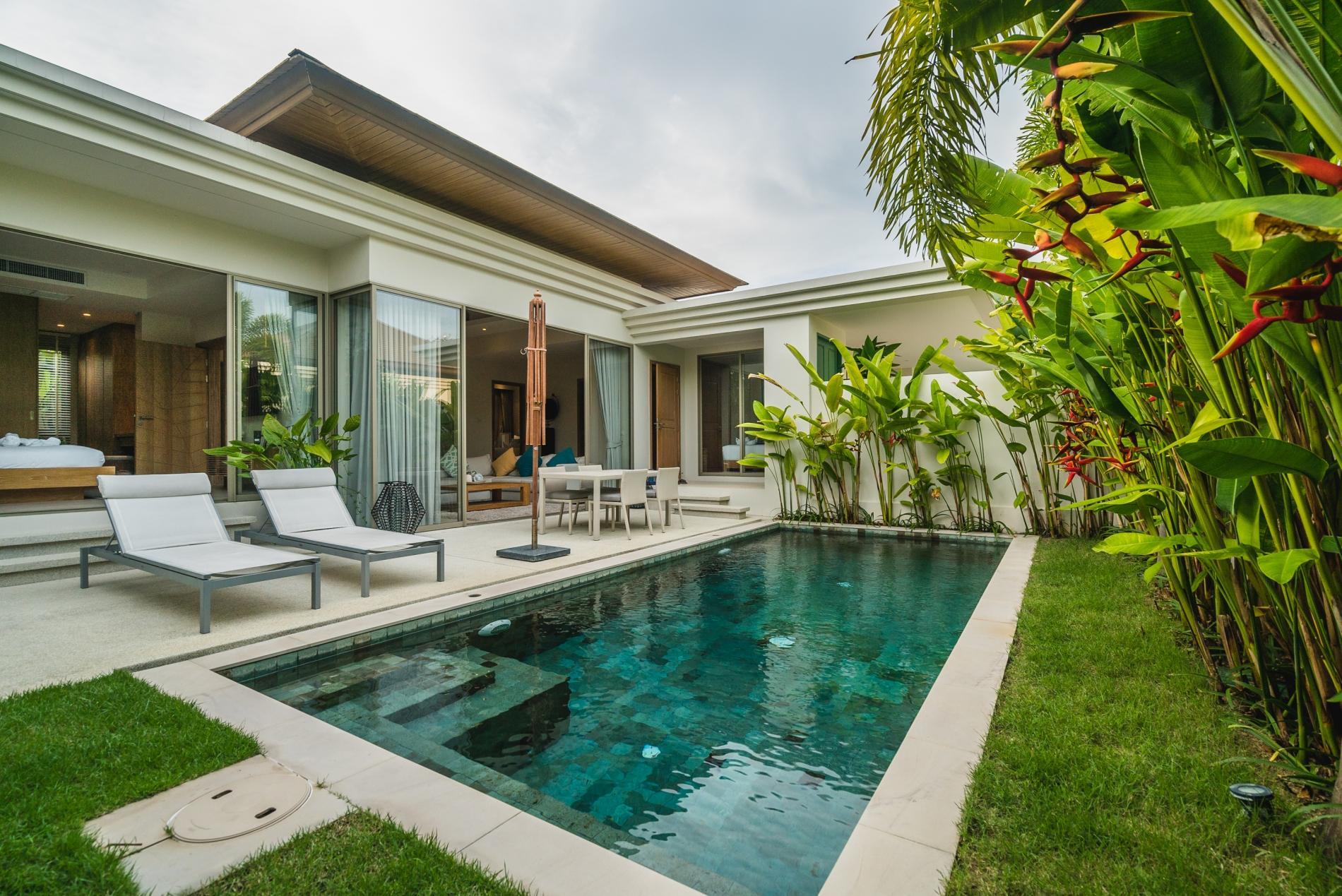 Apartment Trichada 18 - Private pool modern 3 bedroom villa photo 18771827