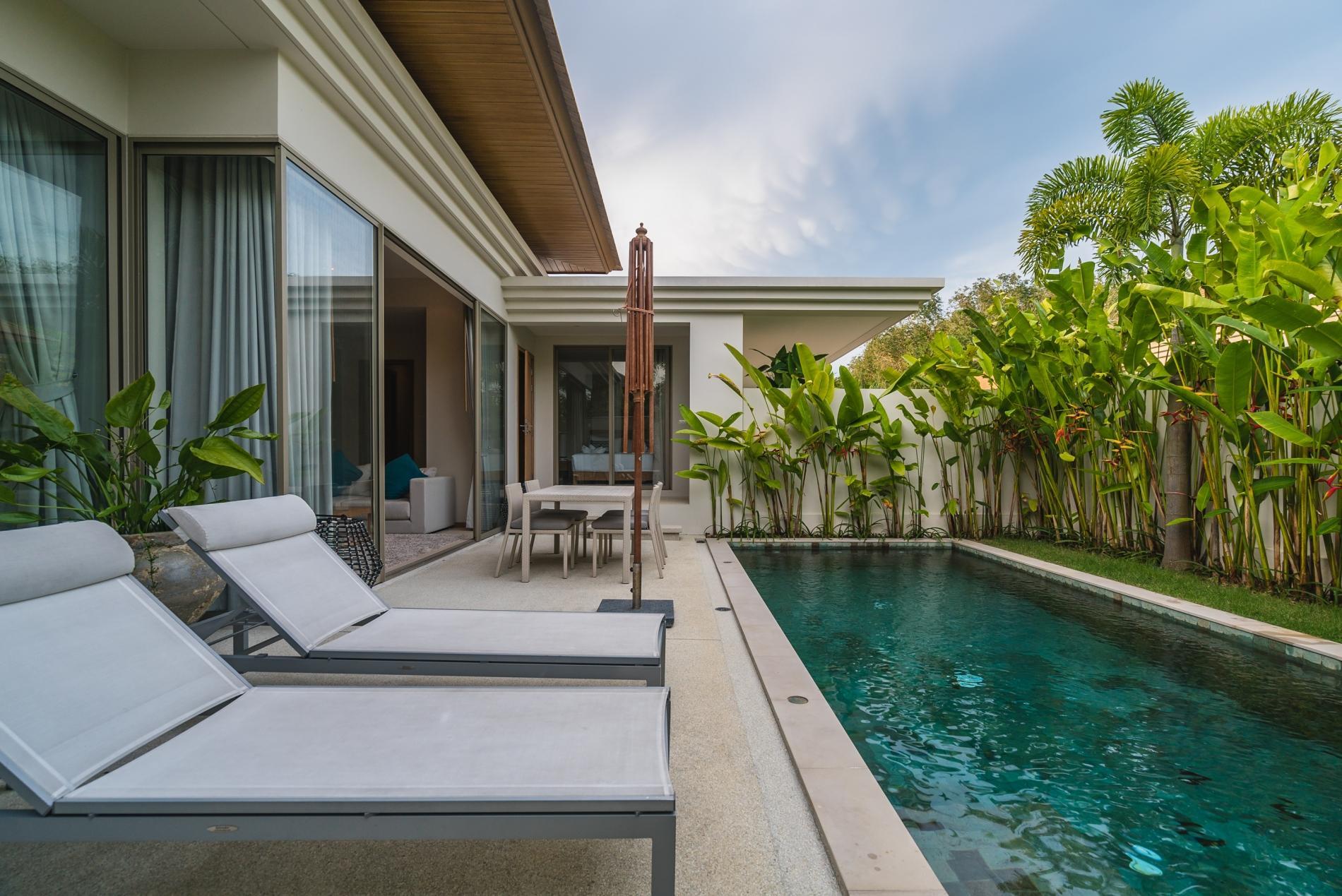 Apartment Trichada 18 - Private pool modern 3 bedroom villa photo 18647198