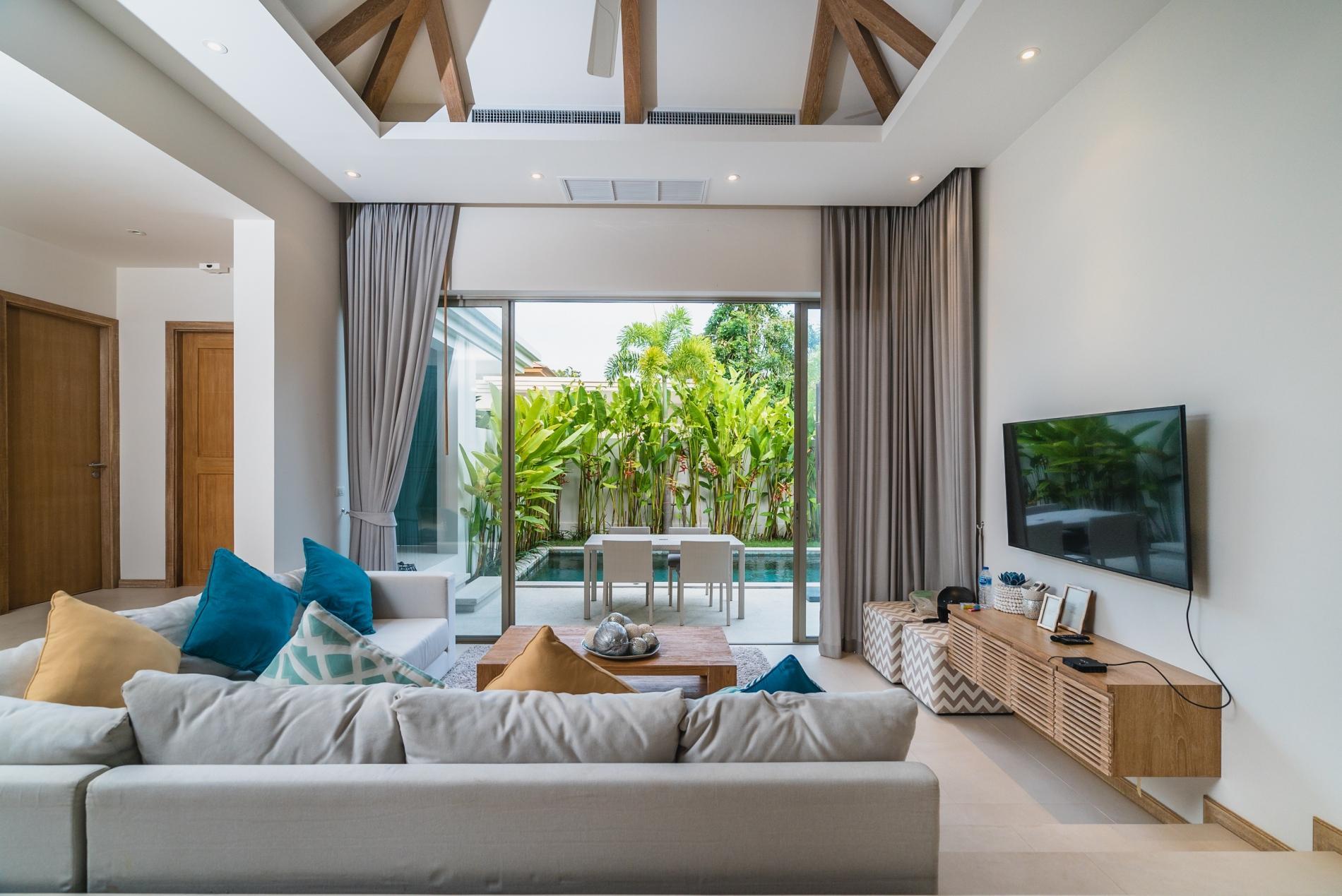 Apartment Trichada 18 - Private pool modern 3 bedroom villa photo 18673282