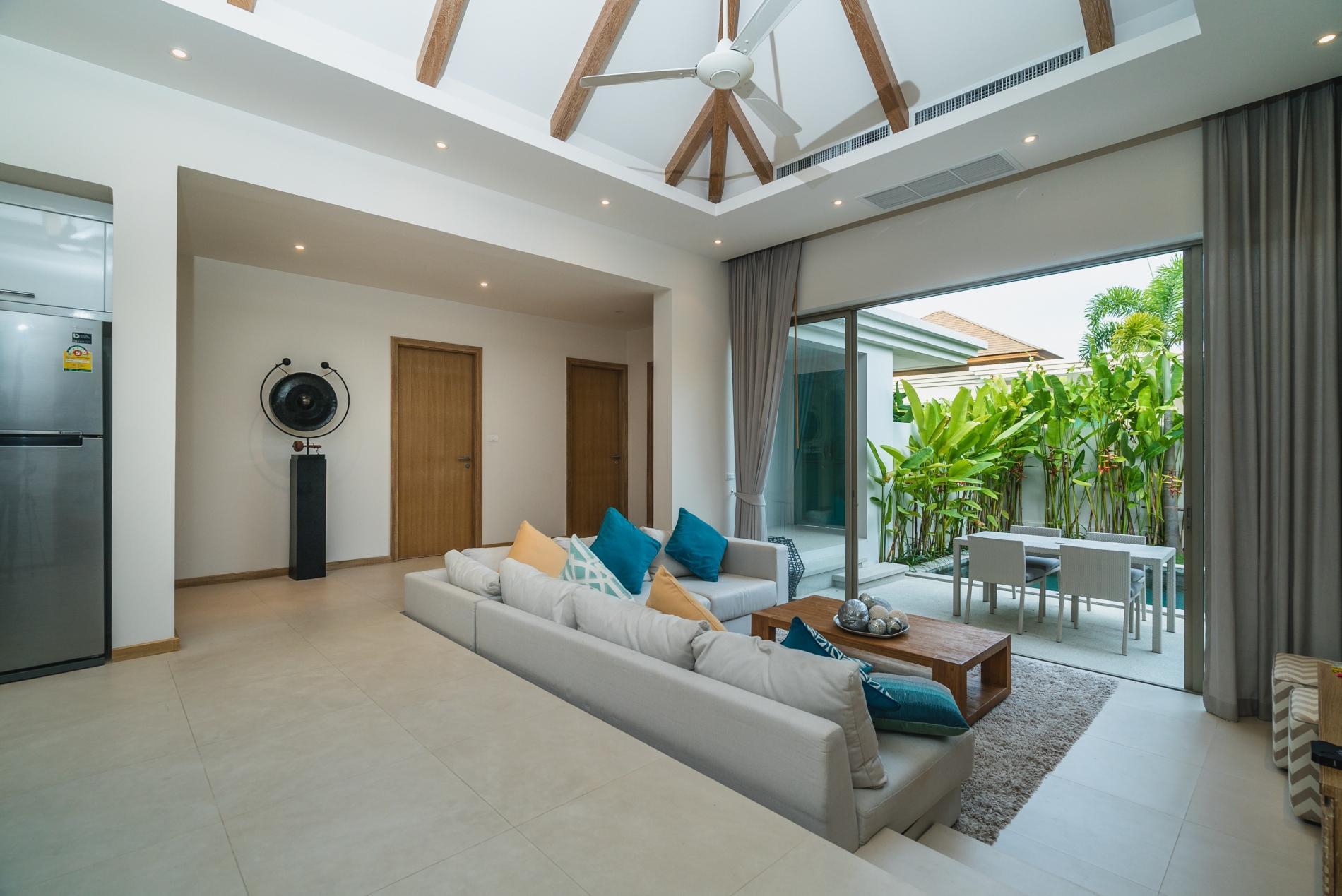 Apartment Trichada 18 - Private pool modern 3 bedroom villa photo 18789372