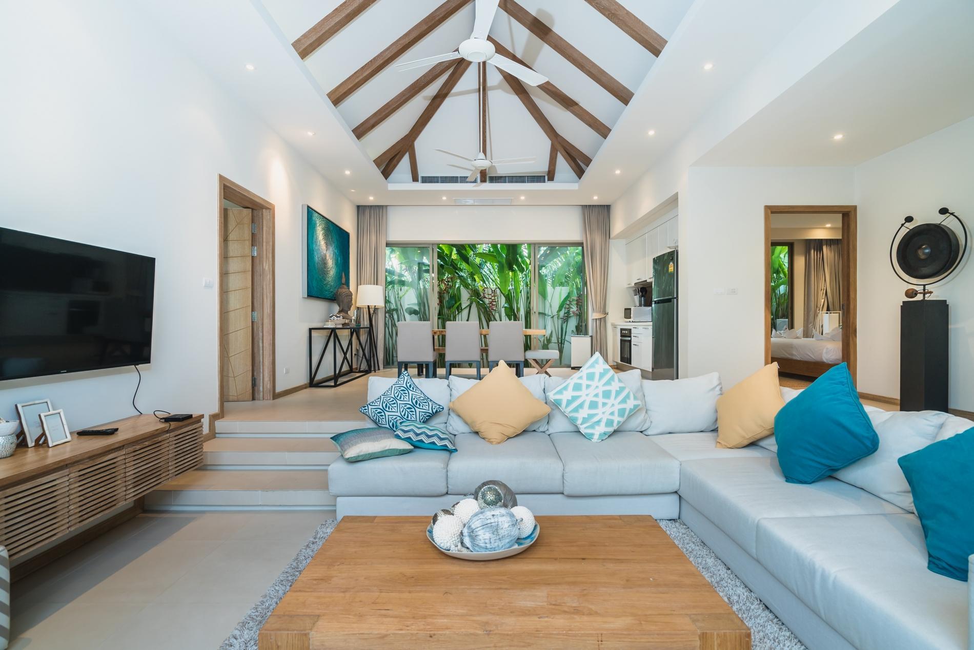 Trichada 18 - Private pool modern 3 bedroom villa photo 18534001