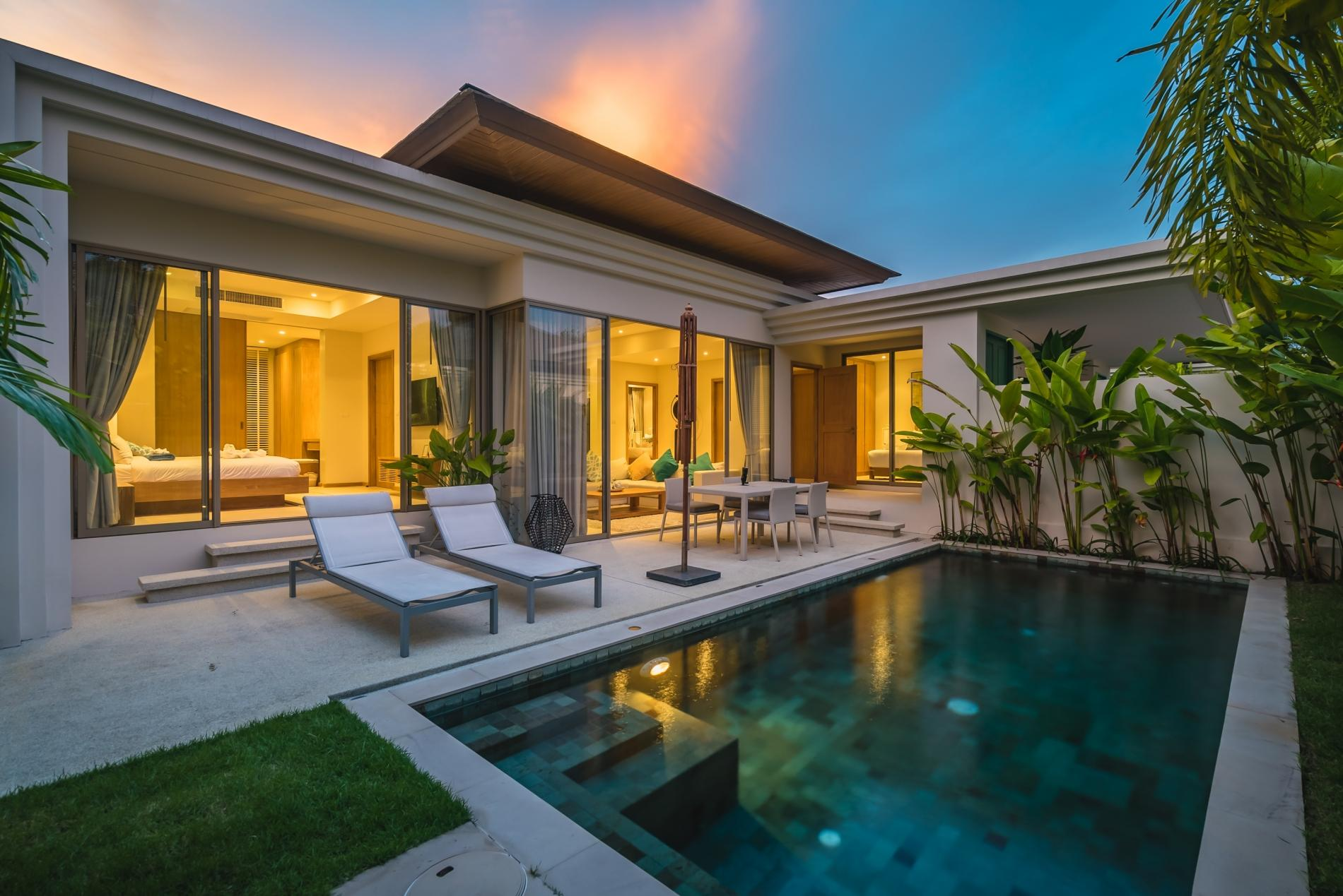 Apartment Trichada 18 - Private pool modern 3 bedroom villa photo 18771831