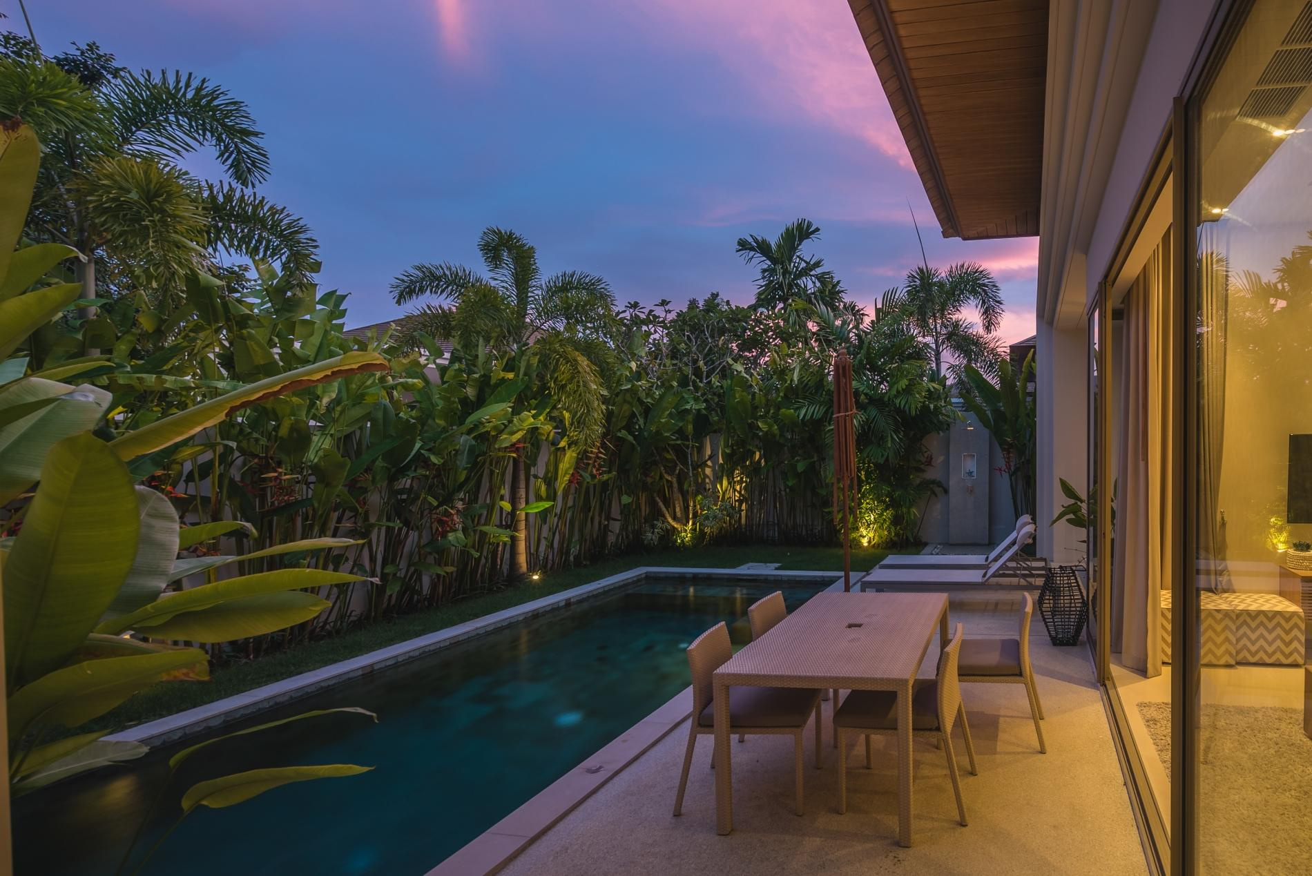 Apartment Trichada 18 - Private pool modern 3 bedroom villa photo 18771833