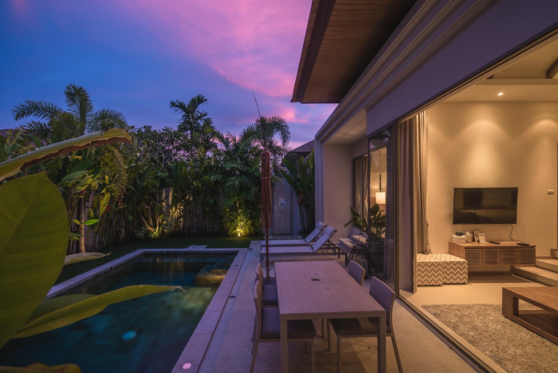 Trichada 18 - Private pool modern 3 bedroom villa photo 18789368