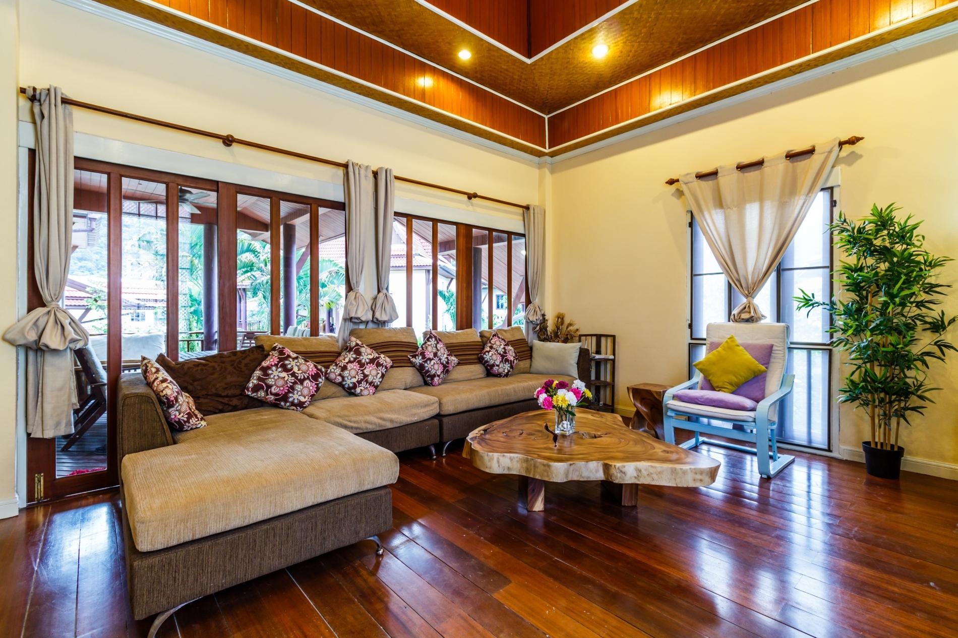 Nanachard villa - 4 bedroom shared pool in Kamala photo 16479279