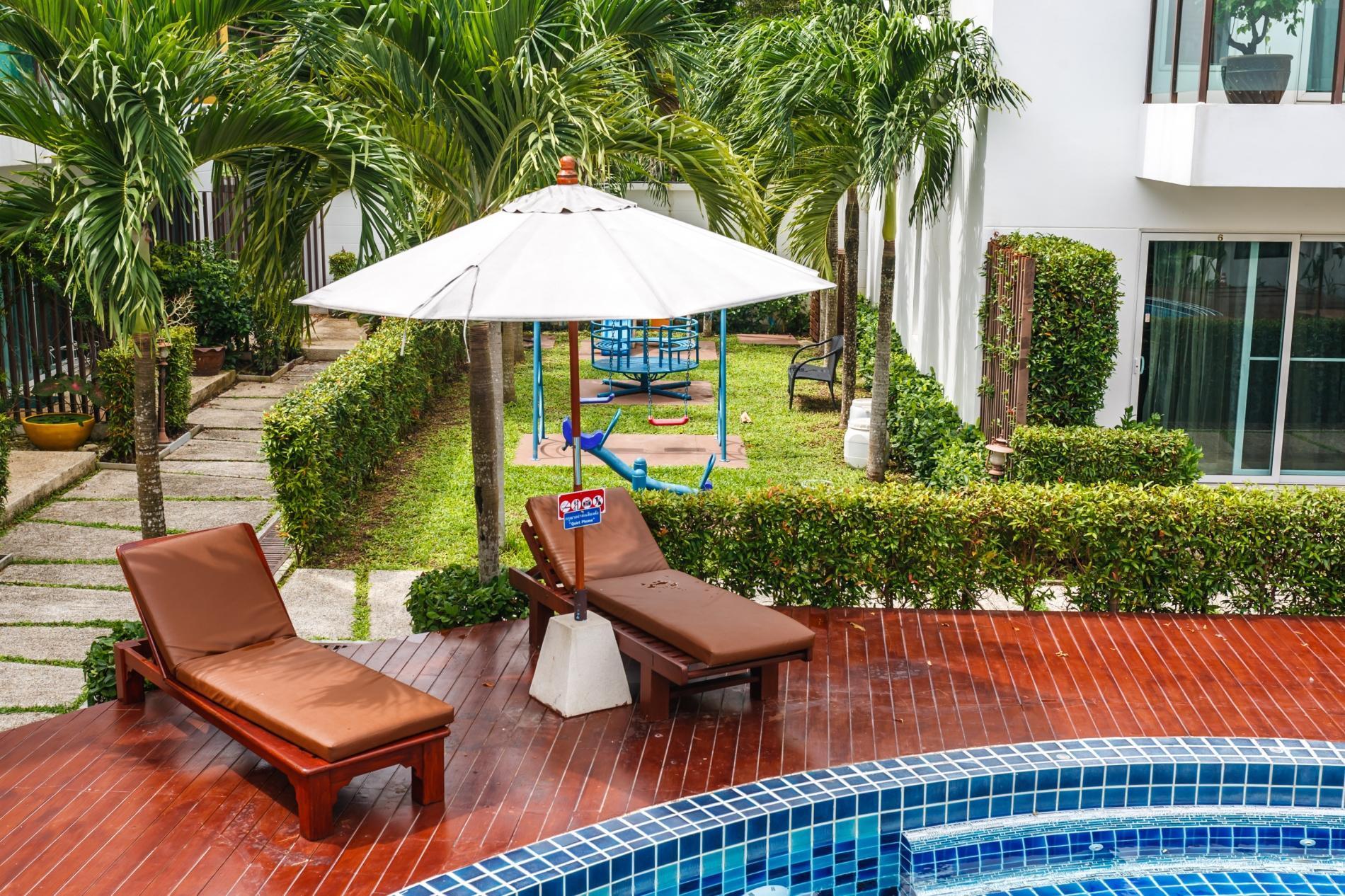 Apartment AP33 - Kamala holiday home with pool  gym and kids playground photo 19149952