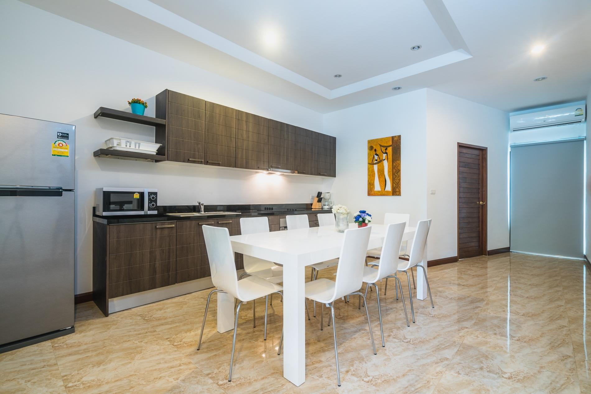 Apartment AP West 4 - Private pool in the heart of Kamala photo 18669816