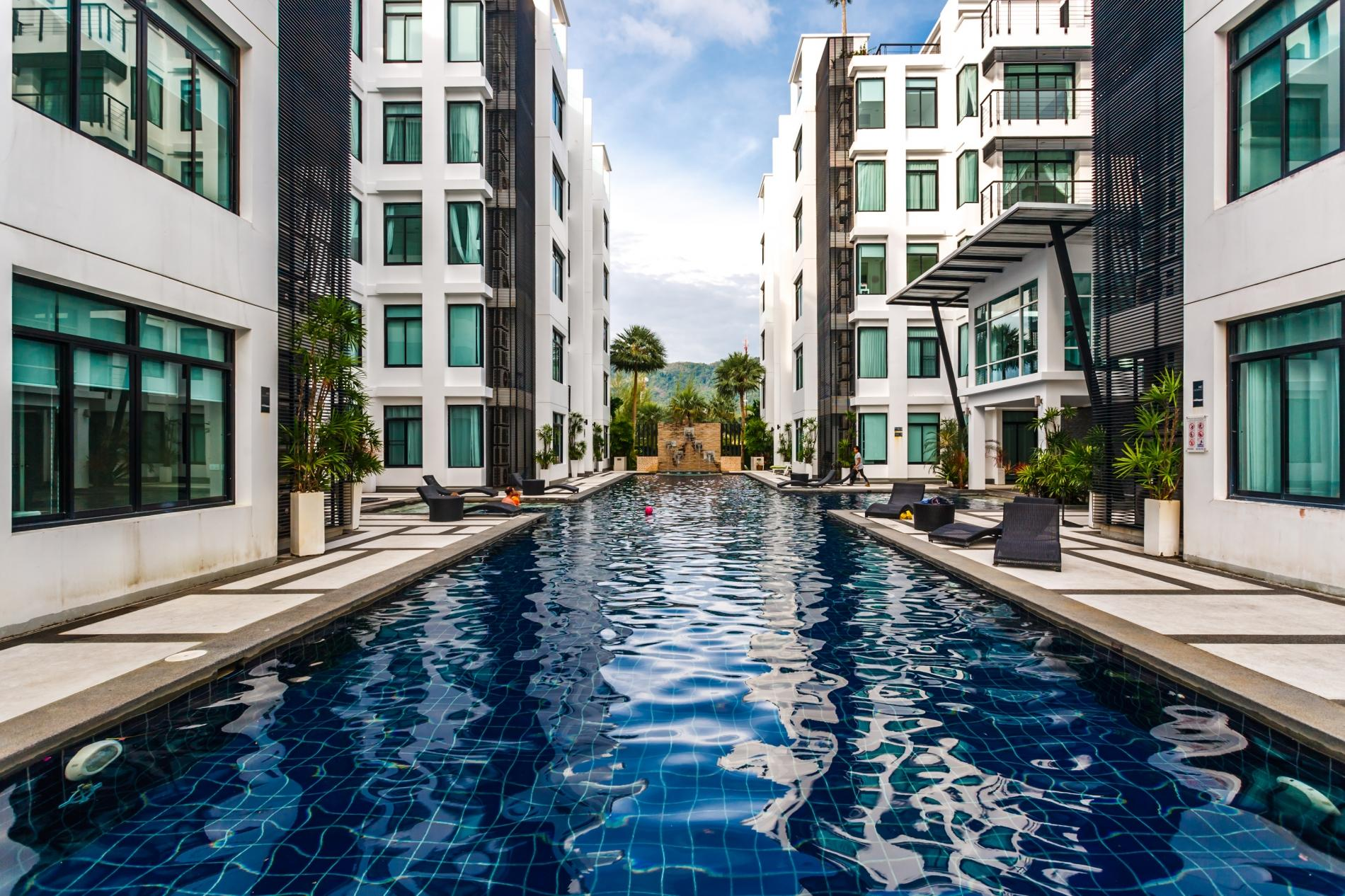 Kamala Regent C403 - High floor 3 bdr apartment with pool and gym photo 19283258