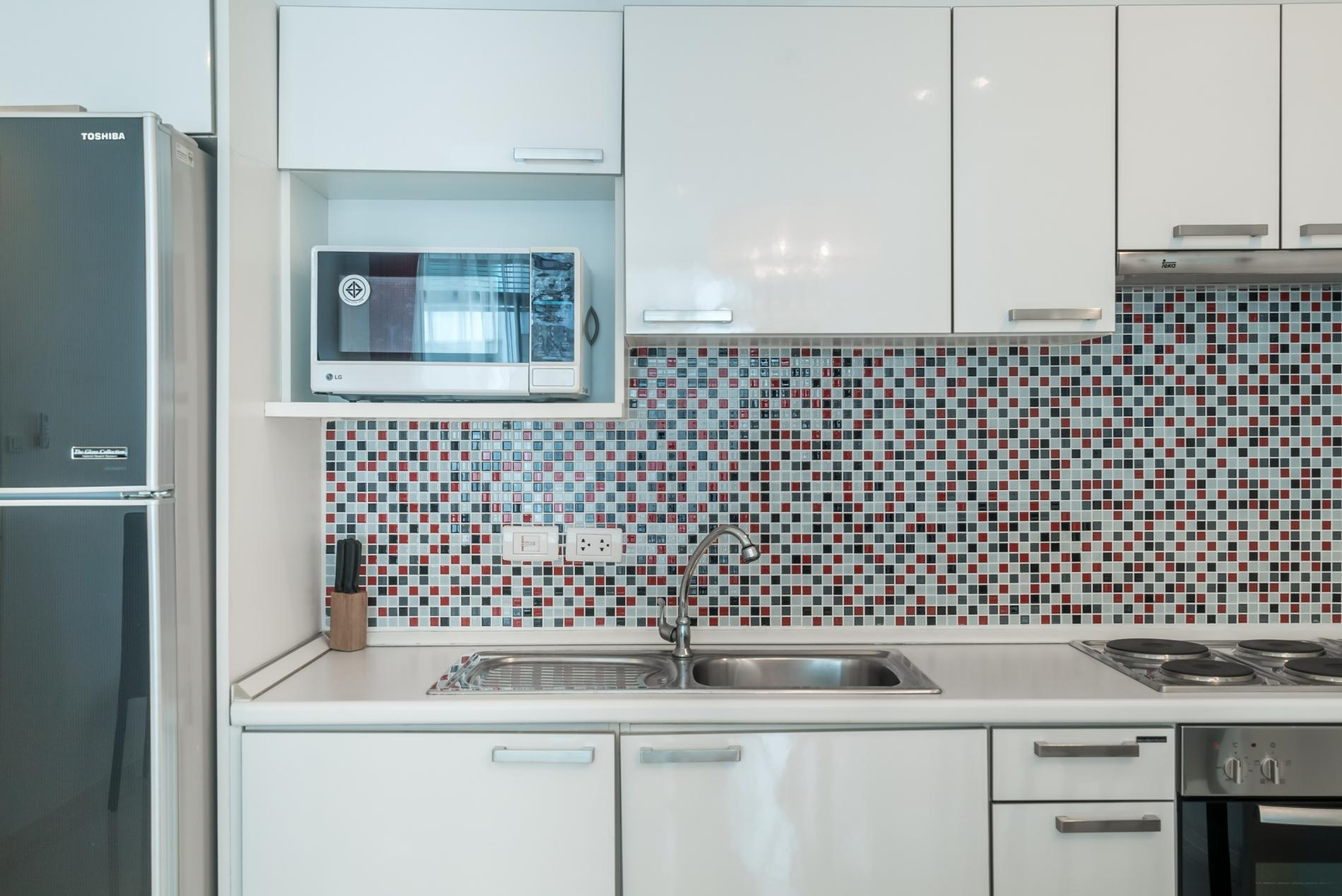 Kamala Regent C403 - High floor 3 bdr apartment with pool and gym photo 19383940