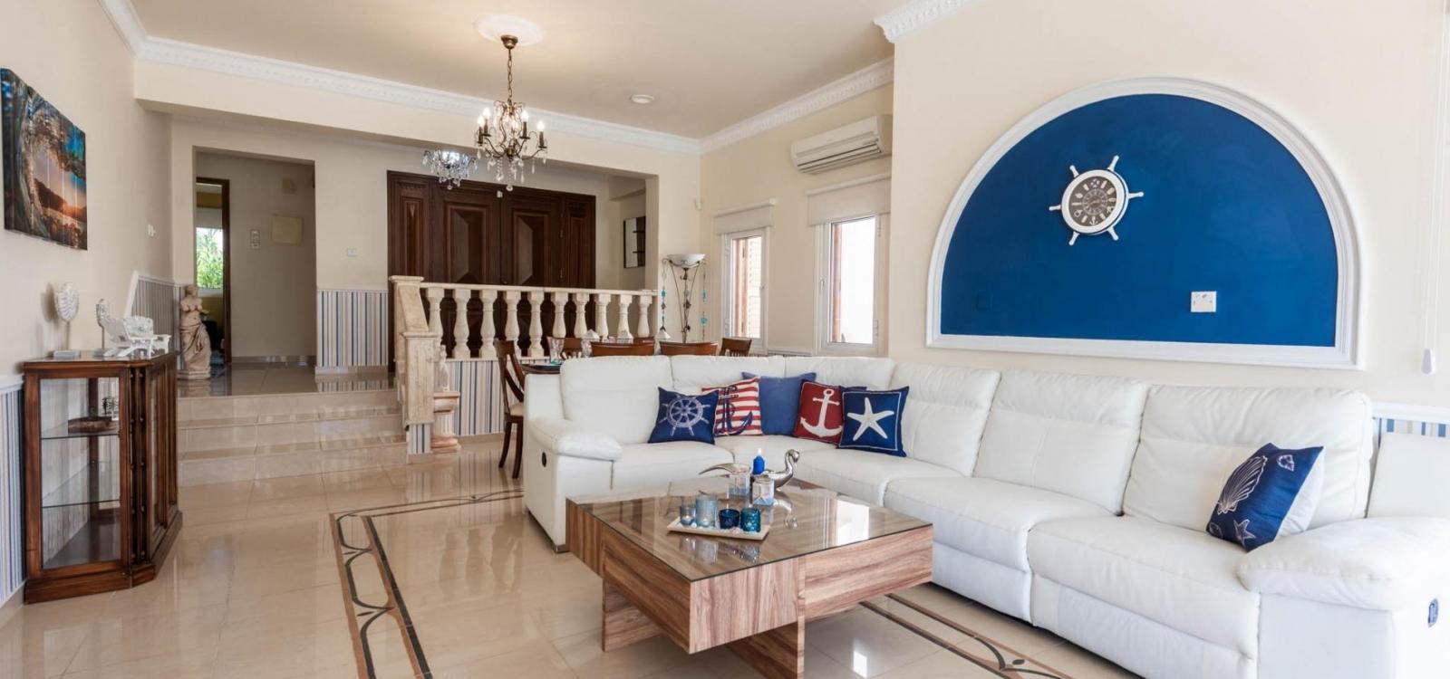 Villa Tequila Sunrise | Seafront Villa in Coral Bay | Sea Views, 5 minutes' walk