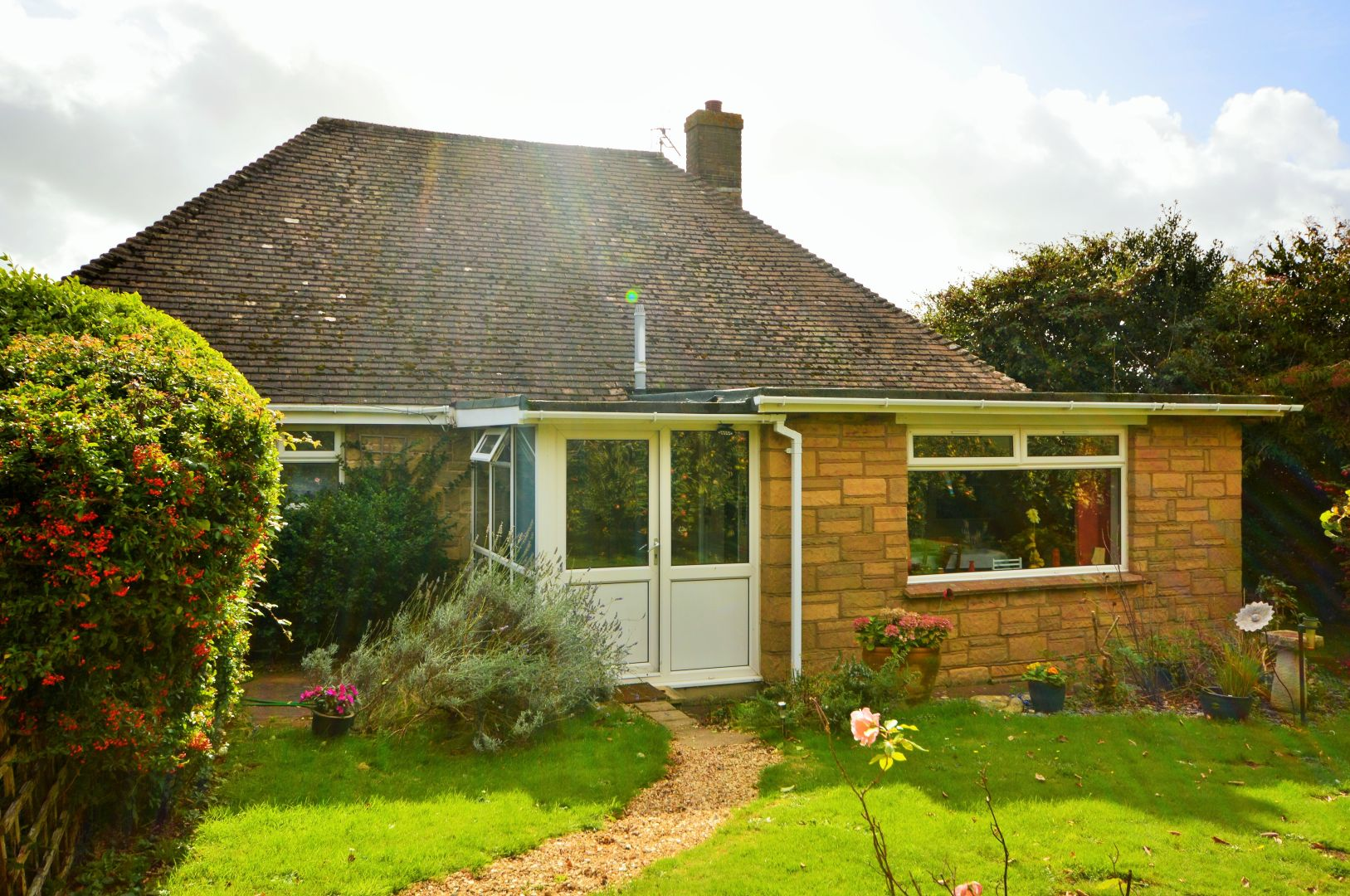 Whitestones Cottage Isle of Wight 3 Bedroom Bungalow