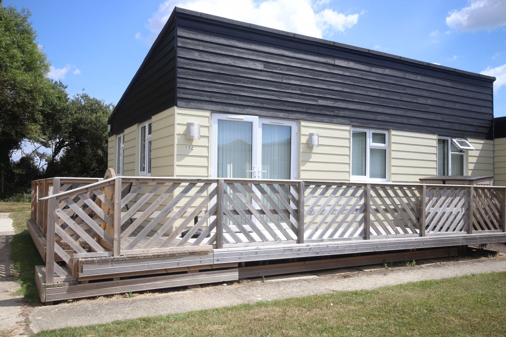 17C Medmerry Park 2 Bedroom Chalet