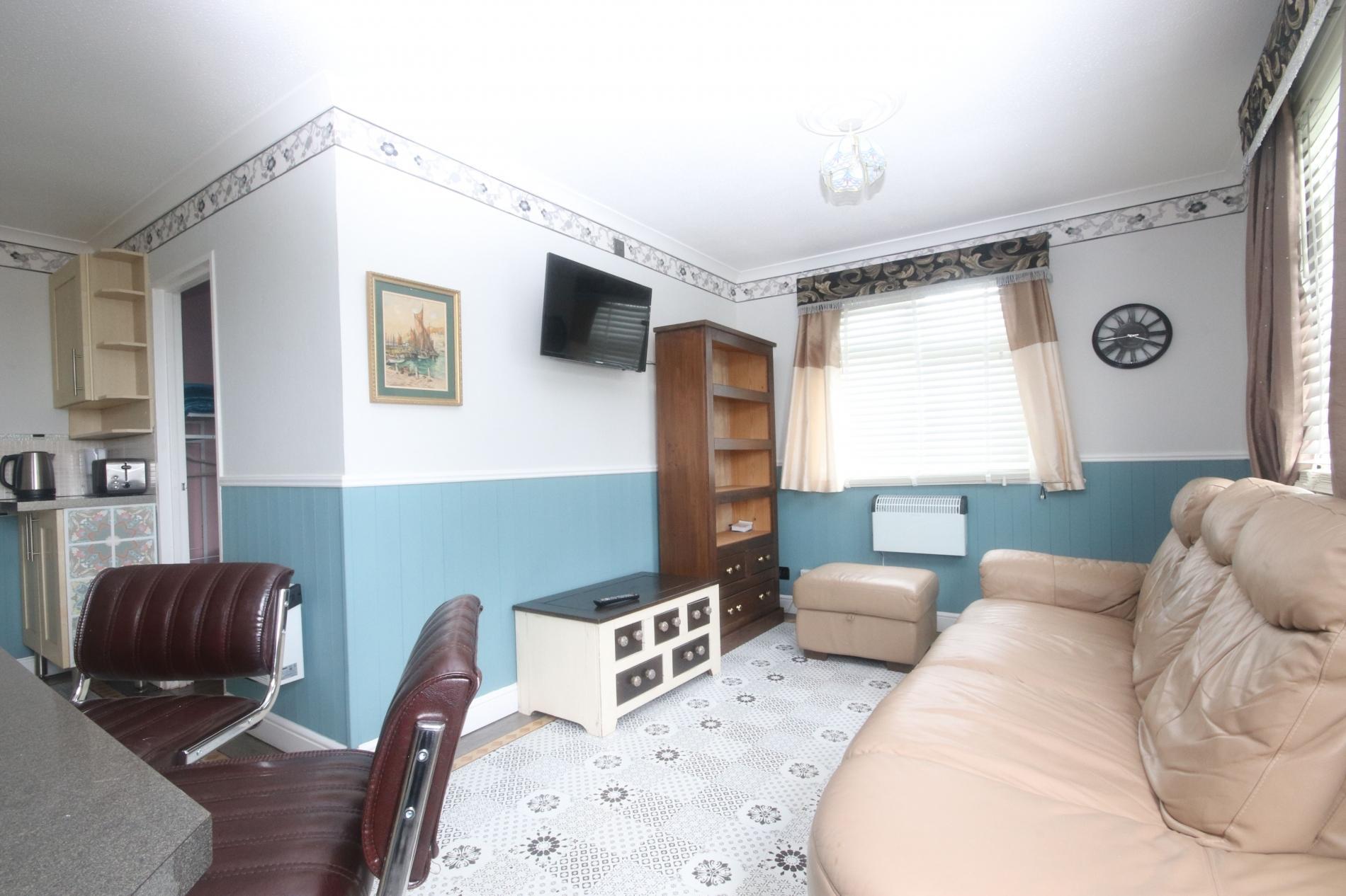 19A Medmerry Park 2 Bedroom Chalet